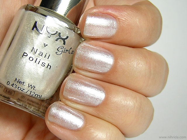 NYX Girls Nail Polish in Venetian Glass