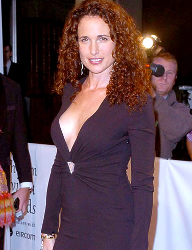 Andie MacDowell Biography
