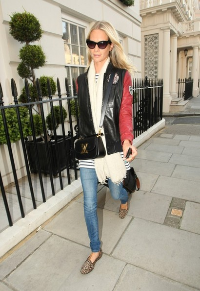 Poppy Delevingne London Street Style