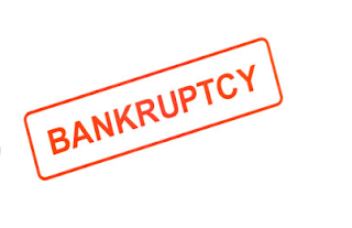 type of bankruptcies