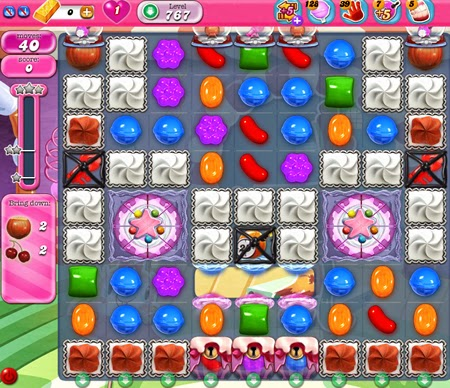 Candy Crush Saga 767