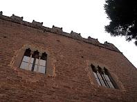 Finestrals gòtics del Castell de Balsareny. Autor: Carlos Albacete