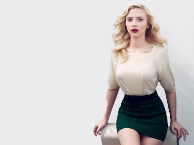 Scarlett Johansson Latest HD Wallpaper