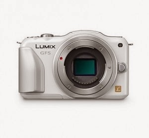 Buy Panasonic Lumix DMC-GF5W 12.1MP Mirrorless Camera at Rs.35990 : Buy to Earn
