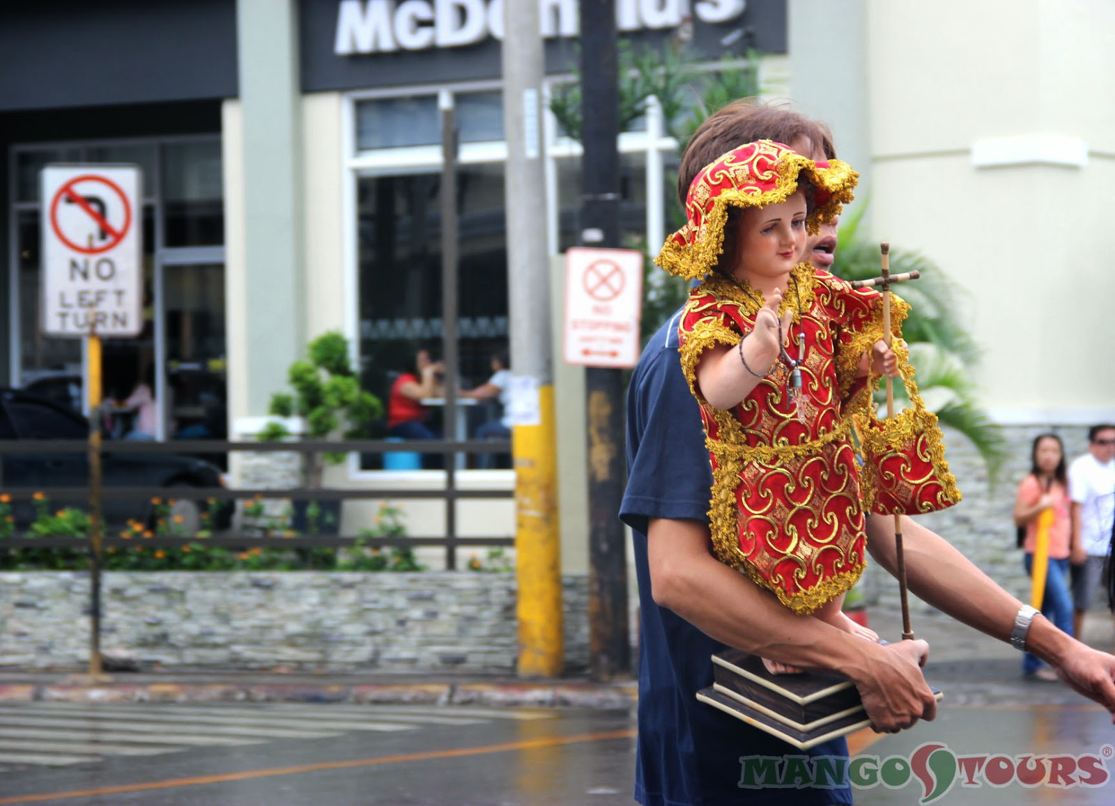 Mango Tours Cebu City attraction Santo Nino