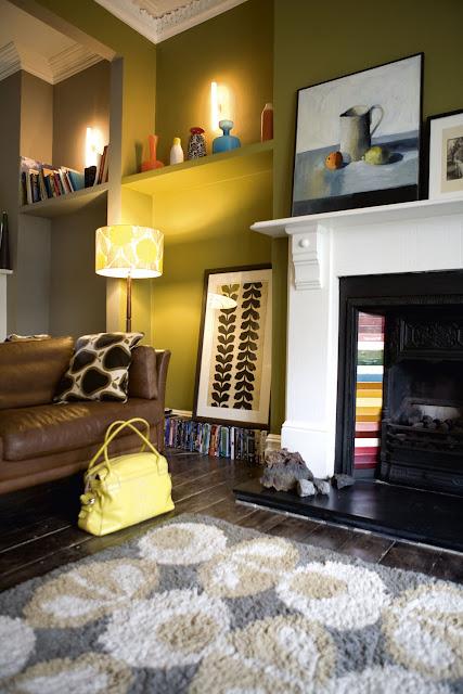 Flokati-Teppiche mit wildem Muster für Gemütlichkeit und Lärm-Reduzierung