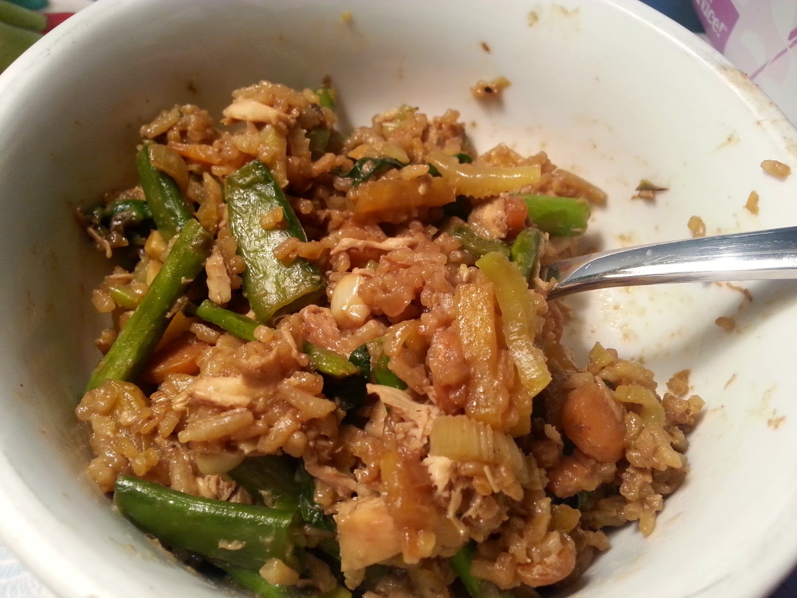 fried rice ii chicken fried rice chicken fried rice prep chicken and ...