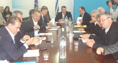 ΠΕΡΙΦΕΡΕΙΑ ΣΤΕΡΕΑΣ ΕΛΛΑΔΑΣ: Συνάντηση ΕΝΠΕ με τον Υπουργό Εσωτερικών