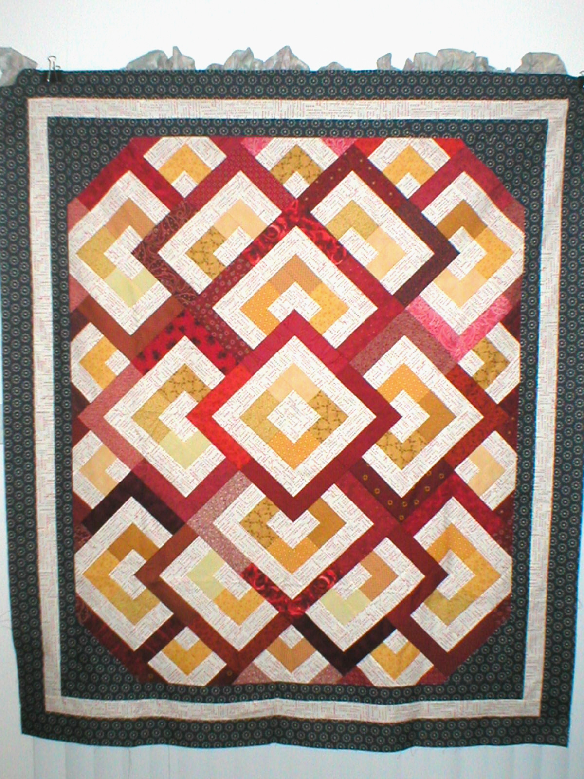 Quilts of Valor: Pattern Inspiration from Nancy
