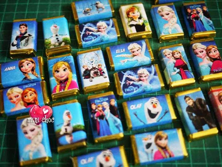 My Life My Loves decoration birthday party tema Frozen