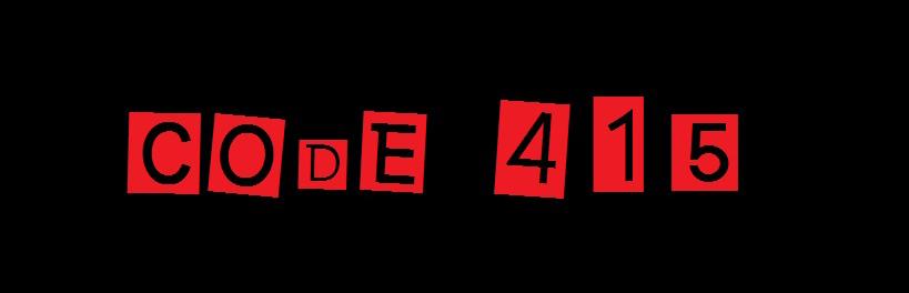 Code 415