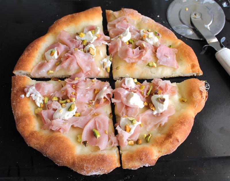 pizza bronte, senza glutine