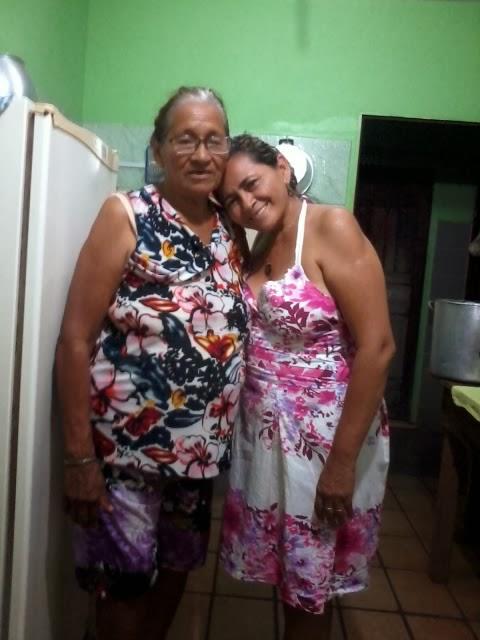 MINHA MÃE -75 ANOS