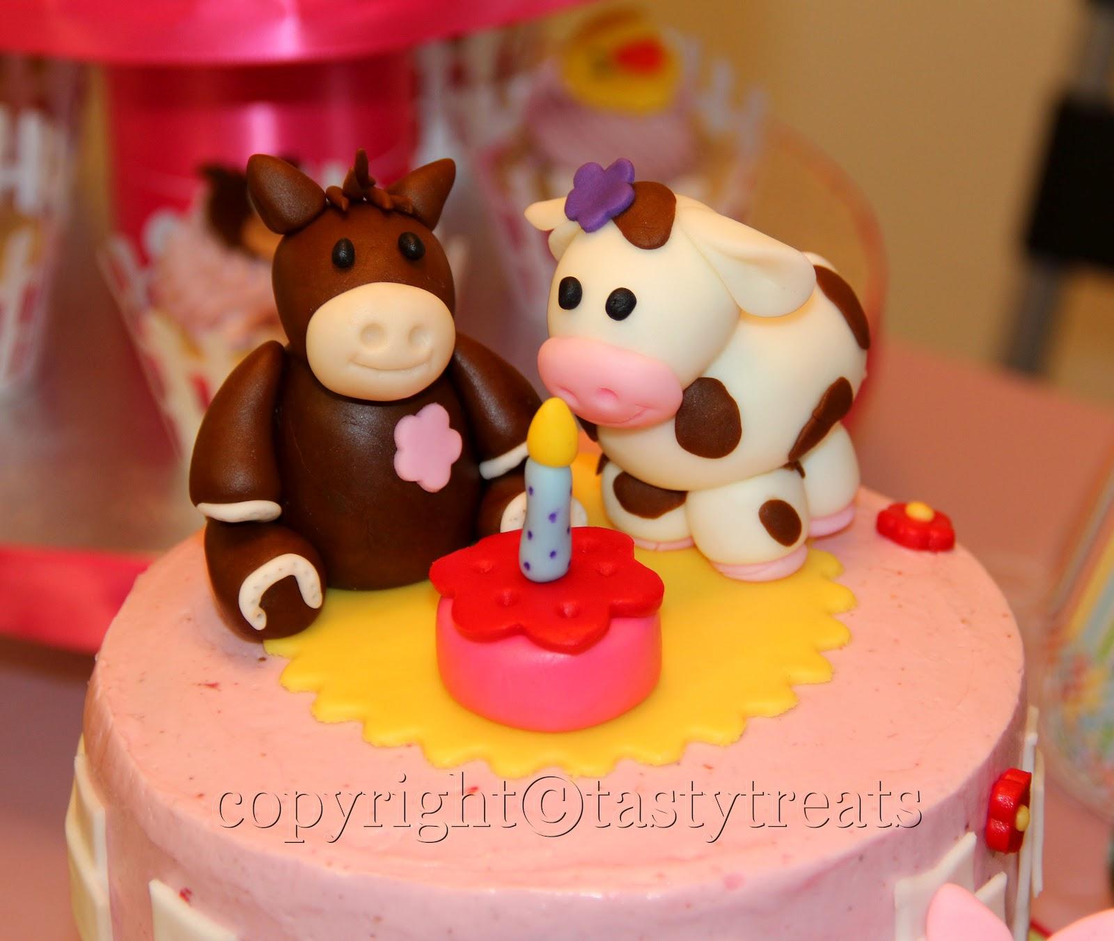 Tasty Treats The Birthday Cakes