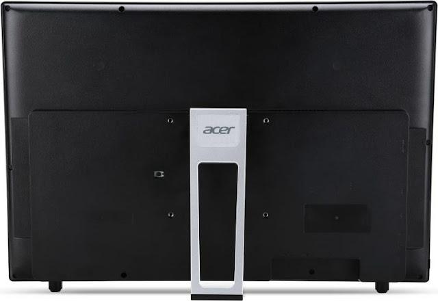 Задняя сторона Acer Aspire Z1-601