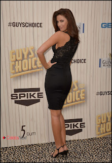 Katherine Webb Pictures at 2013 Spike TV Guys Choice in Culver City 0005