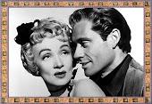 Marlene Dietrich e Mel Ferrer