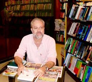 JORNALISTA CANDIDO ALVAREZ, EDITOR CHEFE DO BLOG POLÍTICO DA LBI