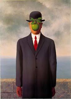 El hijo del hombre, Rene Magritte