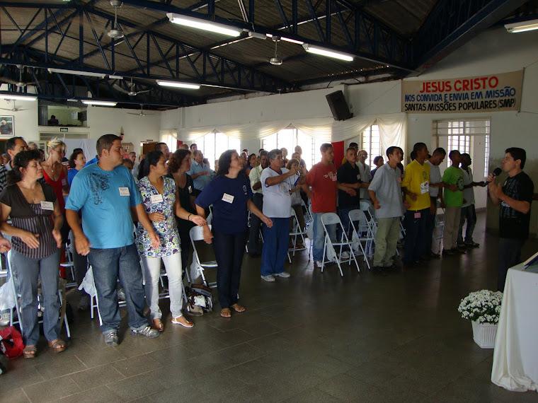 Retiro Diocesano de Espiritualidade  junto com a Pastoral Sta. Terezinha 2010