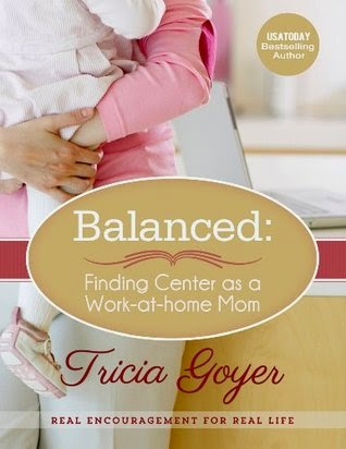 Balanced by Tricia Goyer