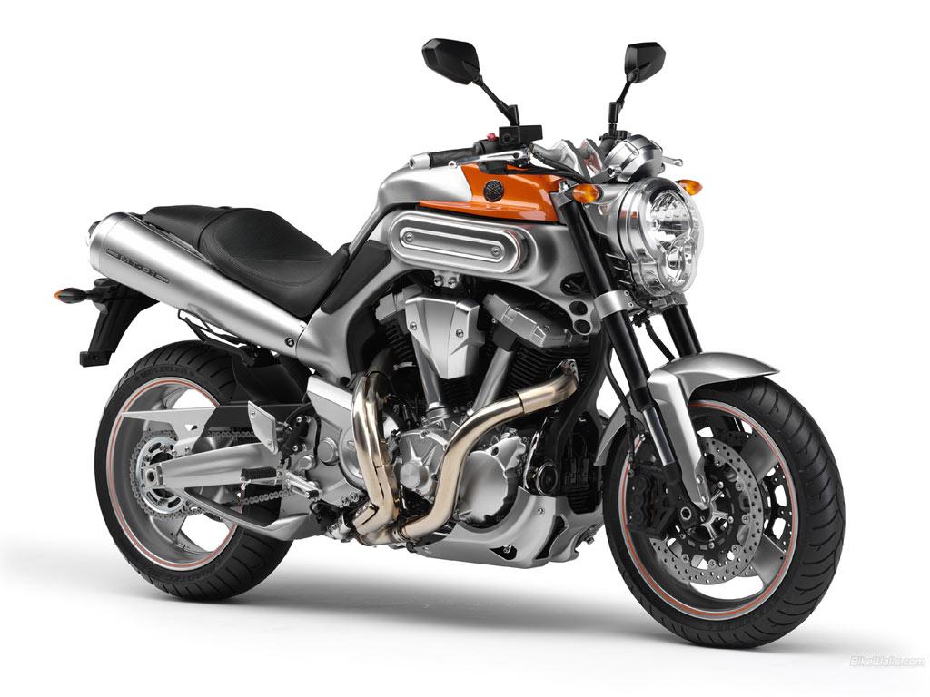 Motor Bikes Yamaha Mt 01
