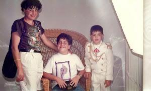 Maruja Lamas Calviño, Alexander J Montoto S y Carlos Señaris Calviño