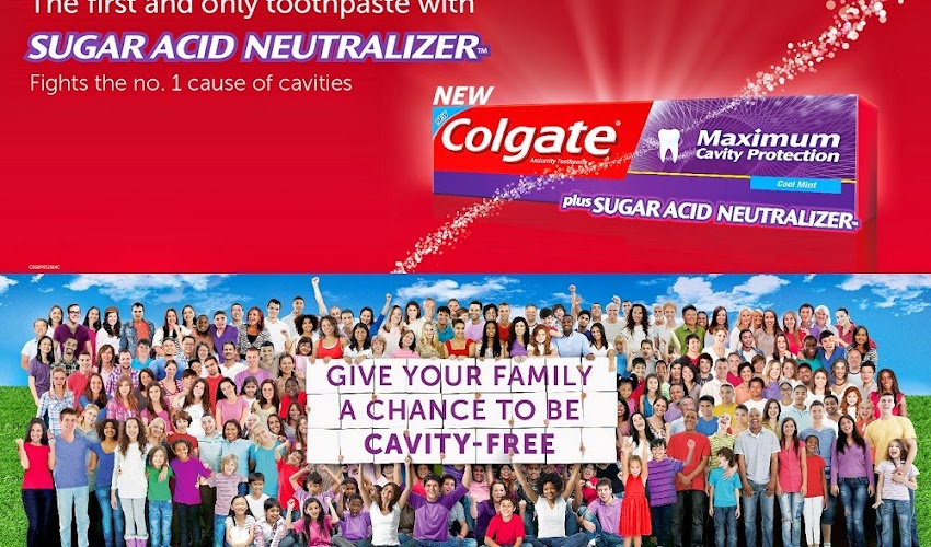 <Event> Colgate: The Hope for a Cavity-Free Future is Here!