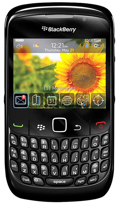 Spesifikasi Blackberry Gemini 8520