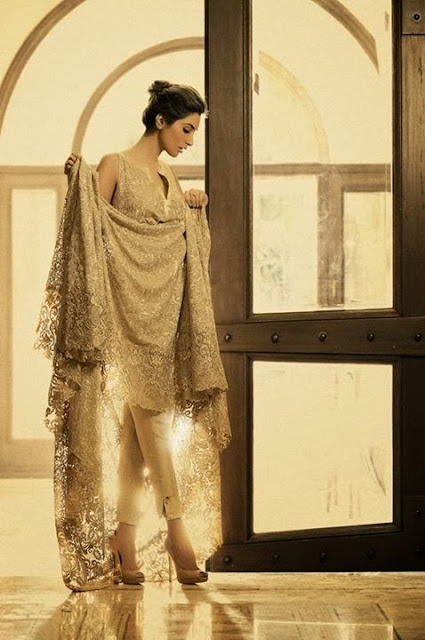 Ather Shahzad's Styling & Photography for Crescent