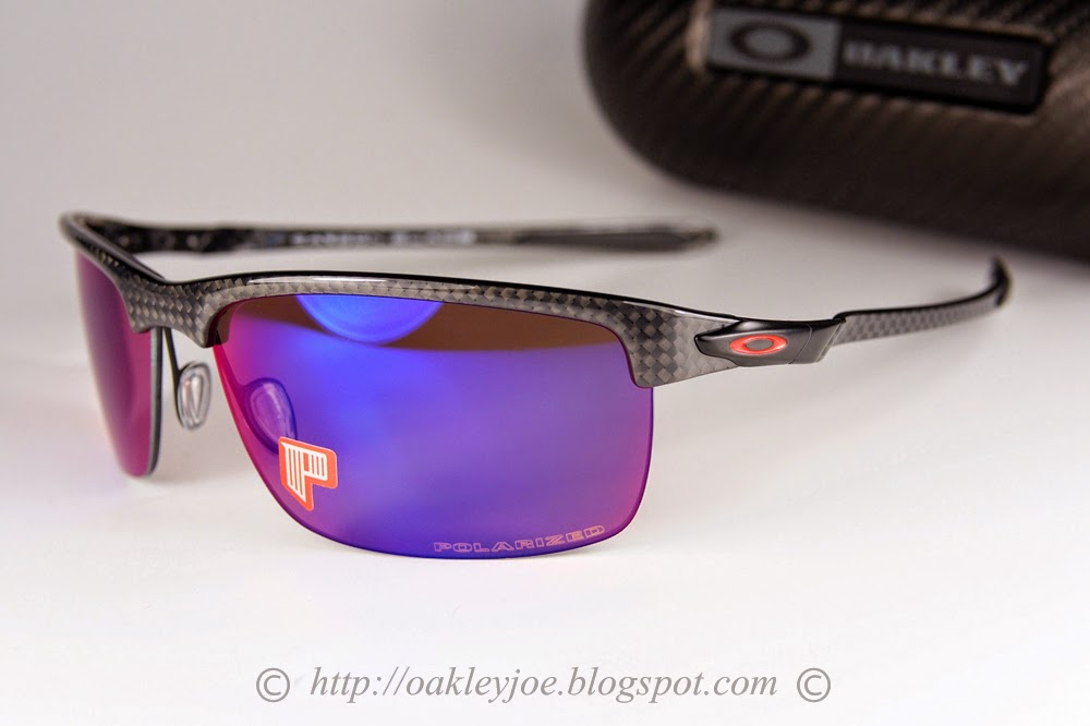 Oakley Ice Iridium Polarized