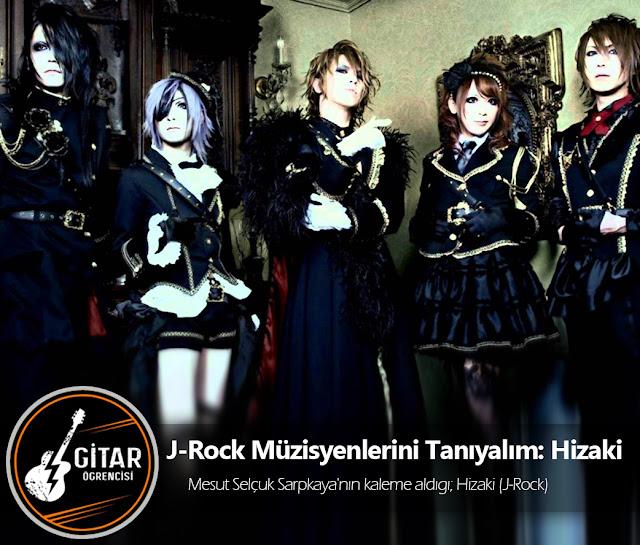 J-Rock Müzisyenlerini Tanıyalım: Hizaki