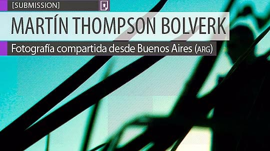 Fotografía. No one de MARTÍN THOMPSON BOLVERK