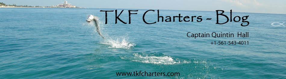 TKF Charters Blog - Captain Quintin Hall