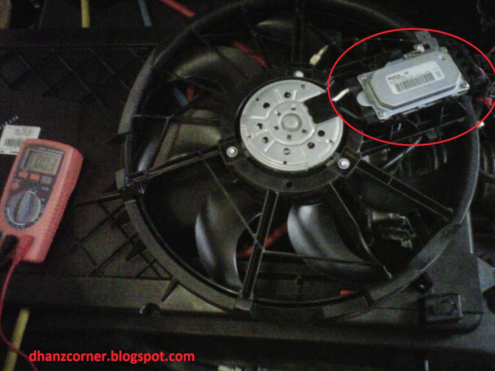 Berbagai Macam Jenis Kipas Radiator Mesin Mobil Dan