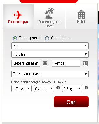 airasia indonesia promo