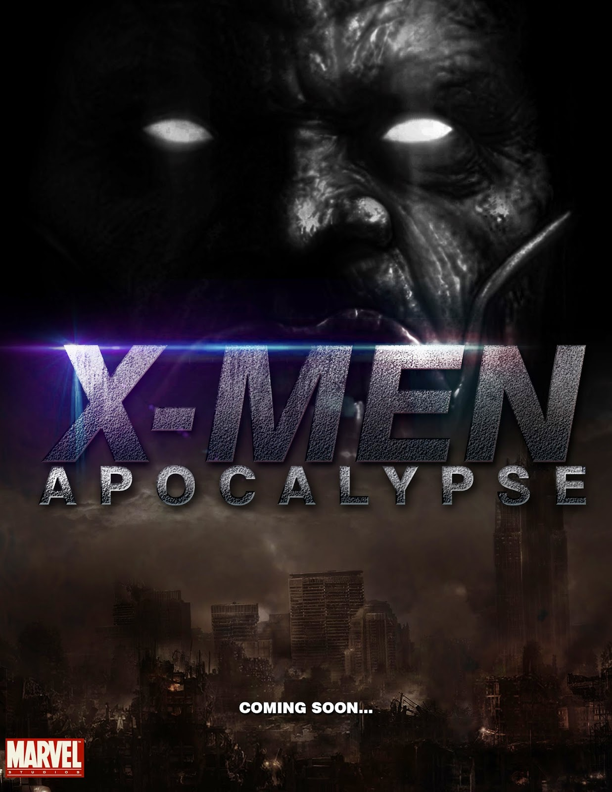 Dị Nhân 7 : Khải Huyền X- Men 7: Apocalypse