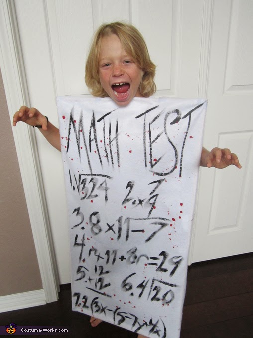 Fun math costumes for halloween mathnasium for Halloween costume ideas for 12 year olds