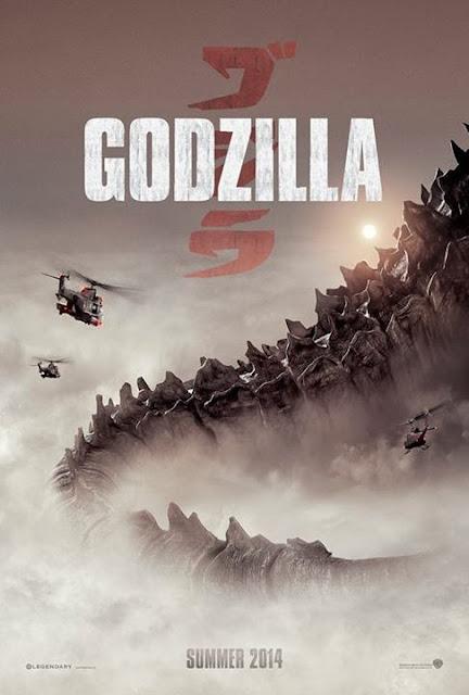Poster de Godzilla