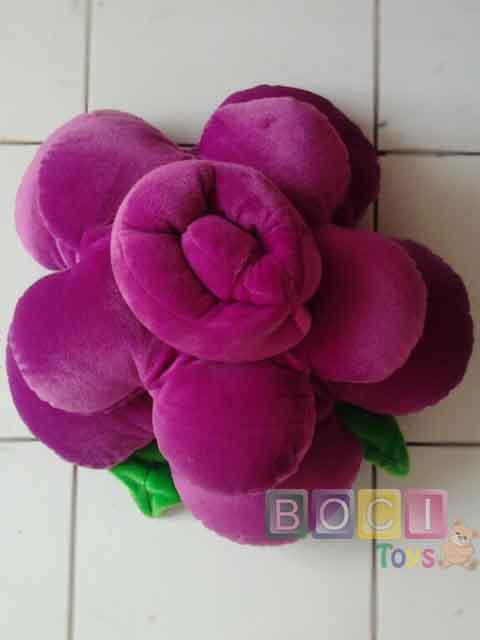 Bantal Lucu Bunga Mawar