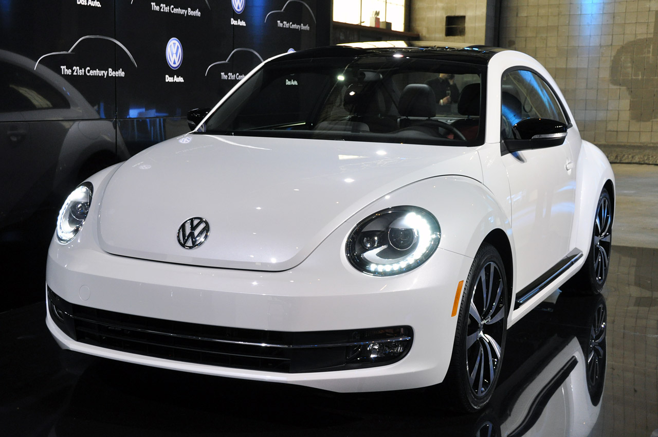 Cool Car Wallpapers: 2012 VW beetle
