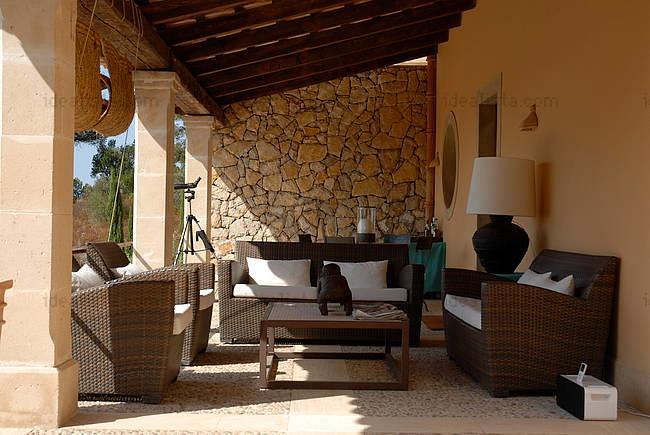 Fotos de terrazas terrazas y jardines terrazas de for Fotos de terrazas de casas de campo