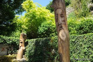 Aladja monastery carving