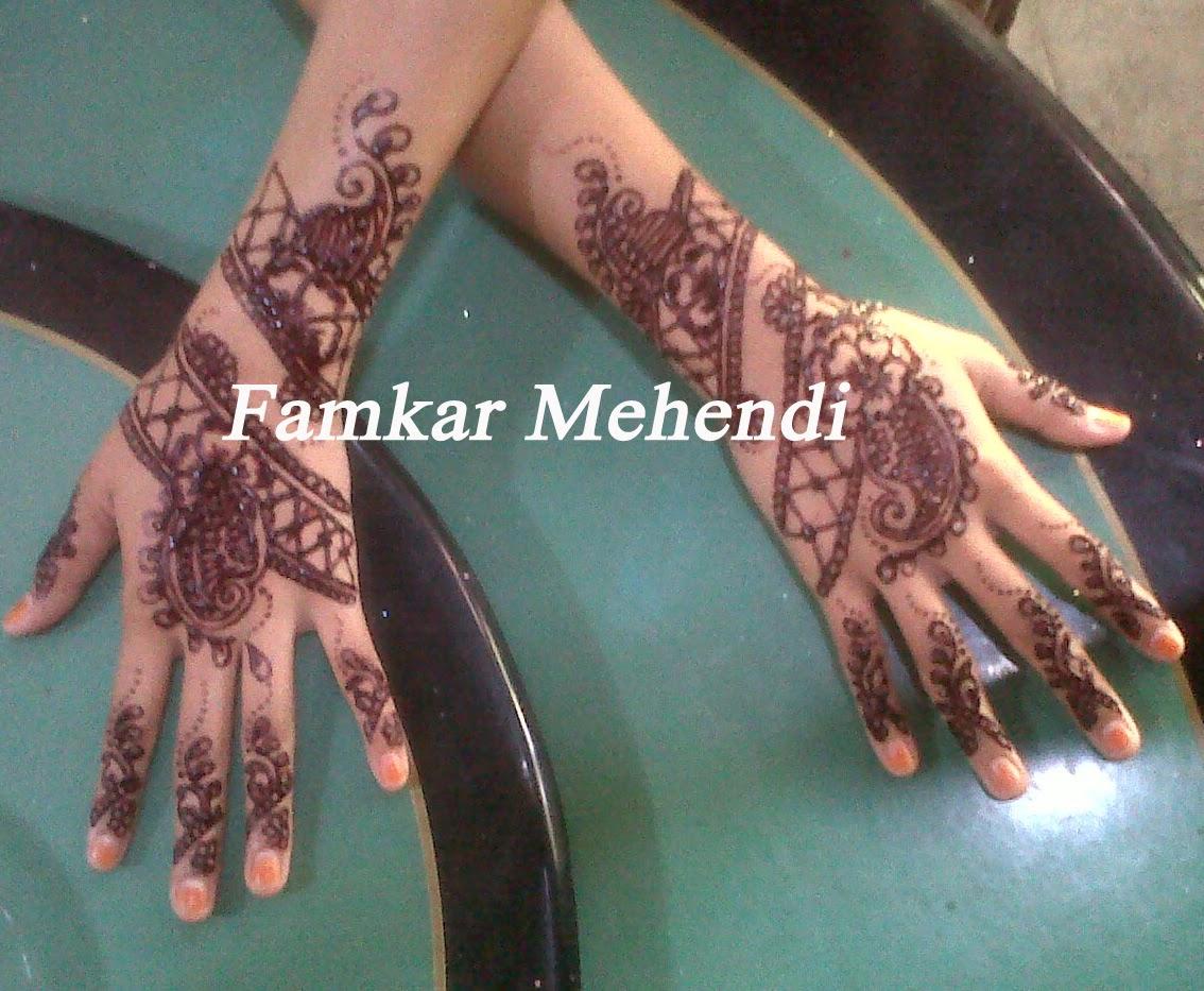 SimilingLife Famkar Mehendi Henna Art Adalah