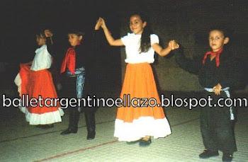 Ballet Infantil EL LAZO