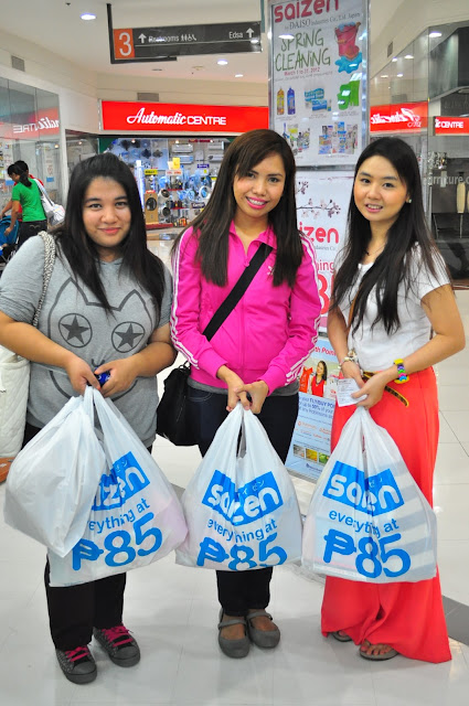 Saizen Daiso Philippines Shopping Spree With Carizza