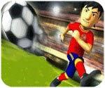 Game Bóng đá siêu cup, chơi game da bong hay tại gamevui