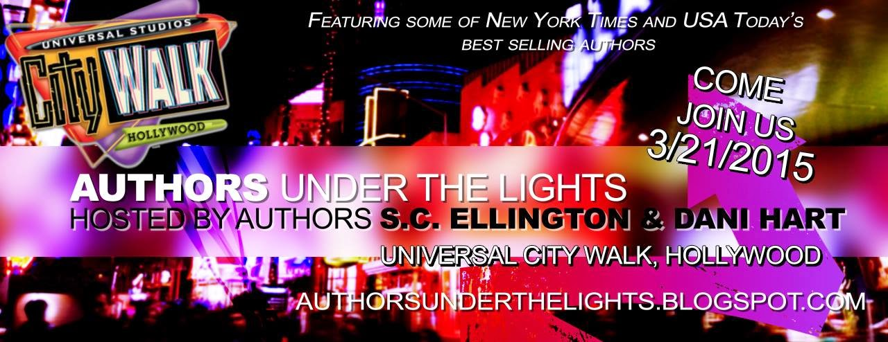 Authors Under the Lights