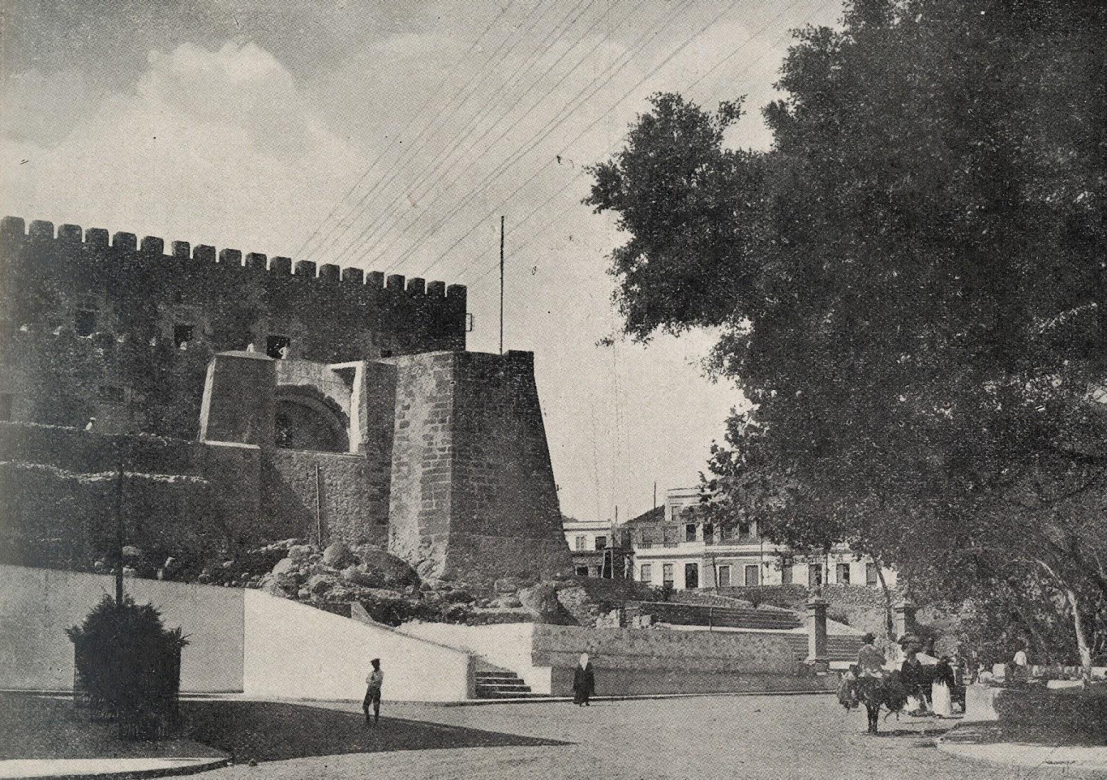 Imagen nº 07857 propiedad de la FEDAC/Cabildo de Gran Canaria. Realizara en el año 1911 por Kurt Herrmann.