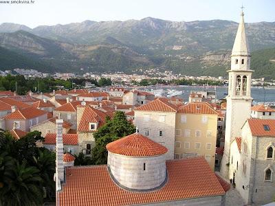 Budva, Crna Gora slike besplatne pozadine za desktop